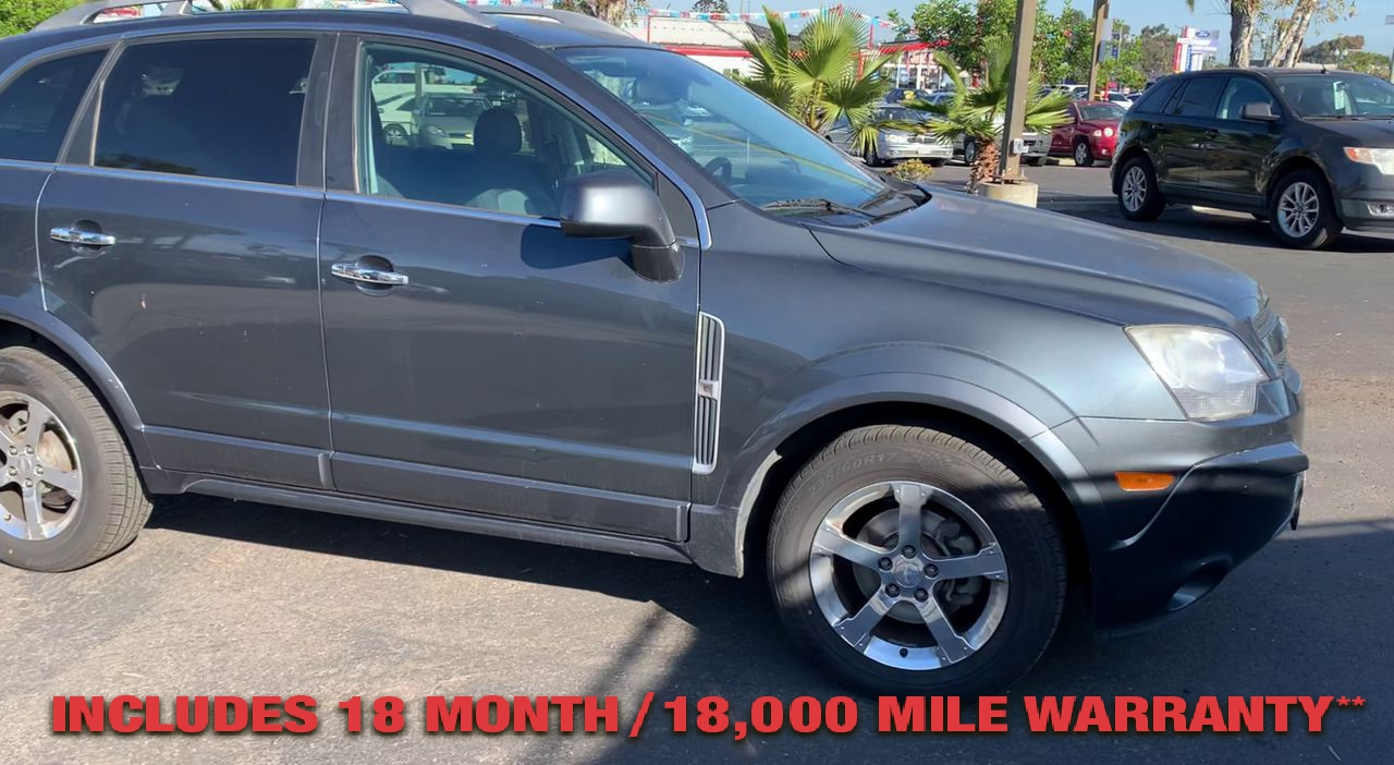 Pre-Owned 2013 CHEVROLET CAPTIVA SPORT LT Sport U