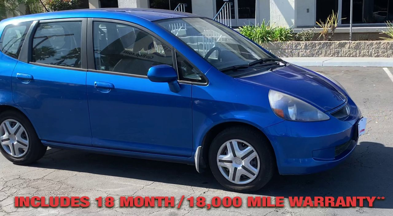 Pre-Owned 2008 Honda FIT Hatchback