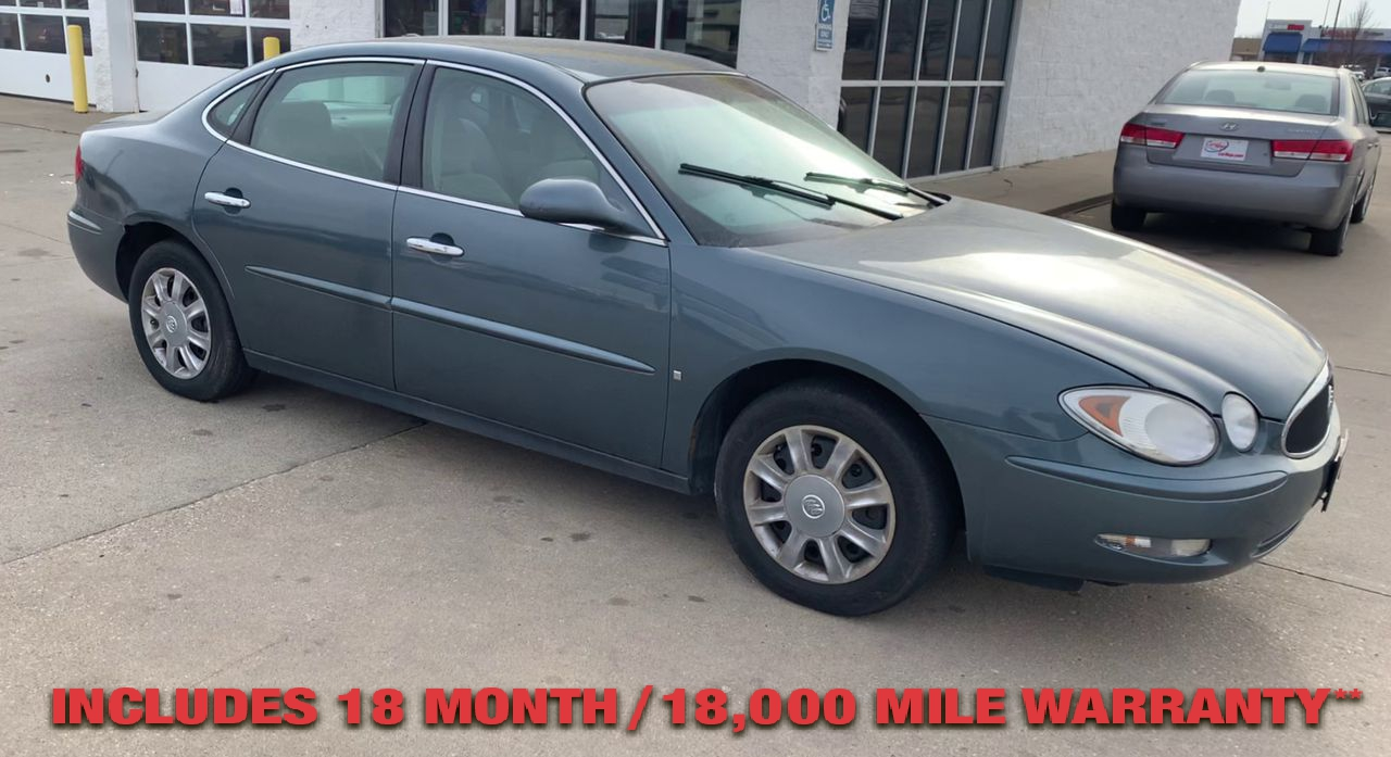 Pre-Owned 2007 BUICK LACROSSE CX Sedan 4