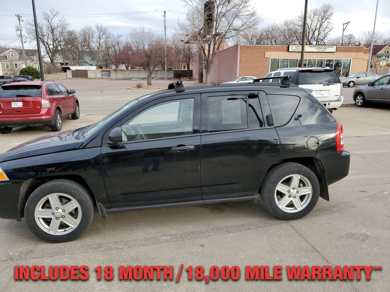 Pre-Owned 2007 JEEP COMPASS Sport SUV