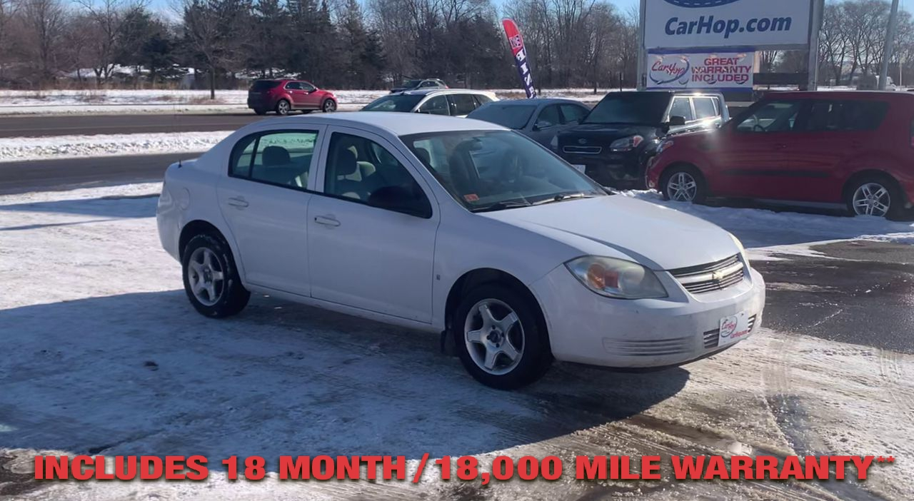 Pre-Owned 2007 CHEVROLET COBALT LS Sedan 4