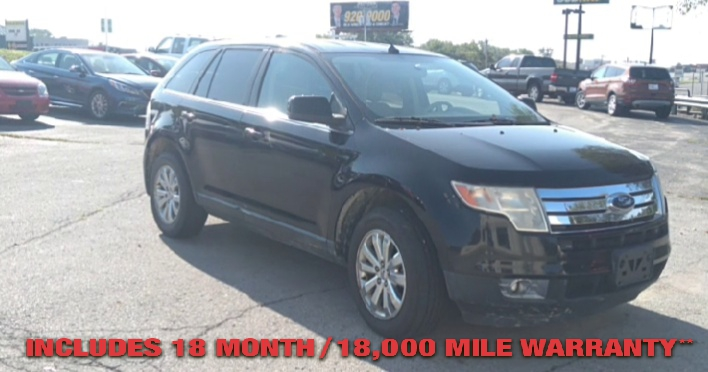 Pre-Owned 2009 FORD EDGE Limited Sp