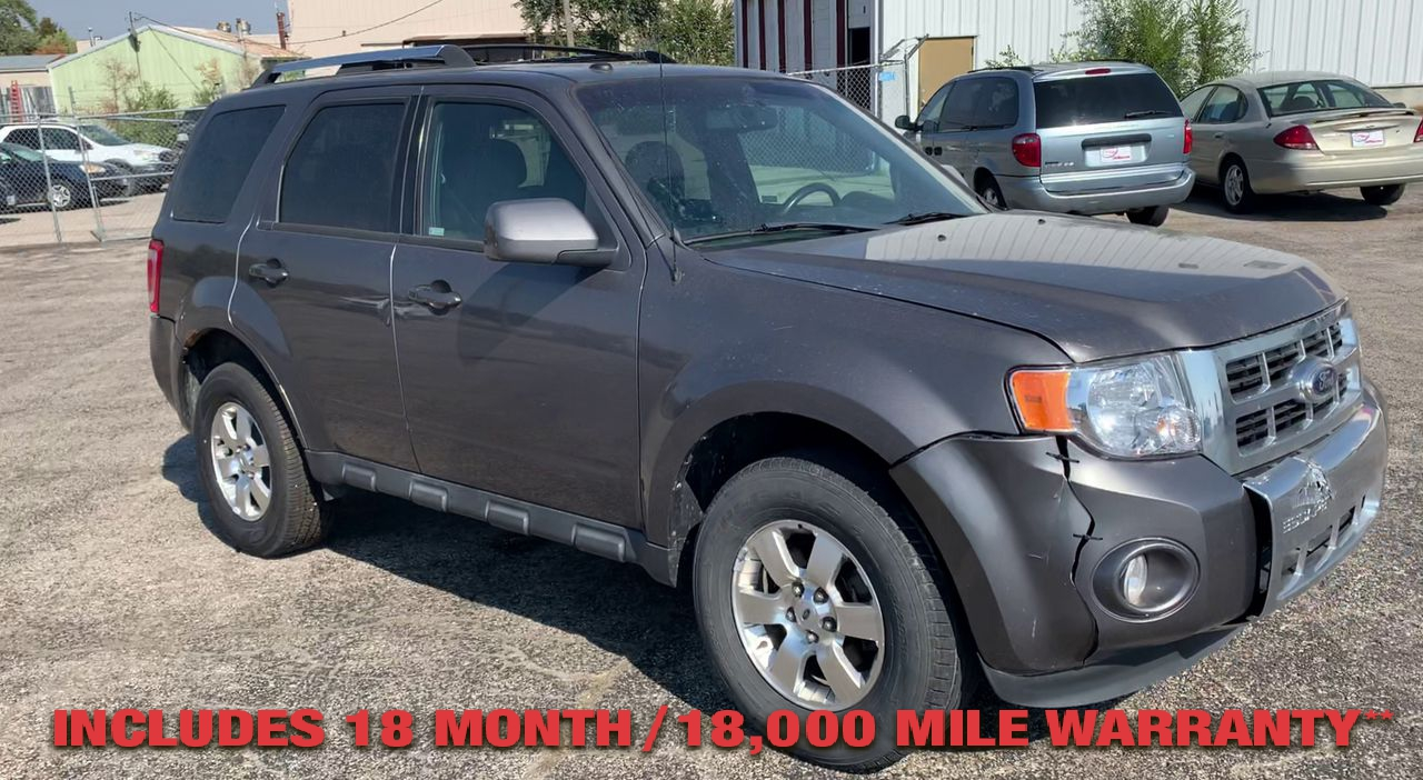 Pre-Owned 2011 FORD ESCAPE Limited Sp