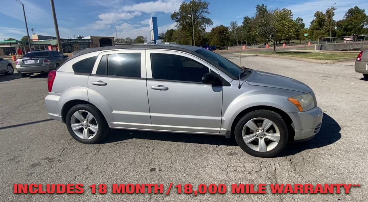 Pre-Owned 2010 DODGE CALIBER SXT Sport
