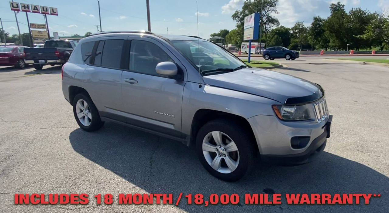 Pre-Owned 2014 JEEP COMPASS Latitude S