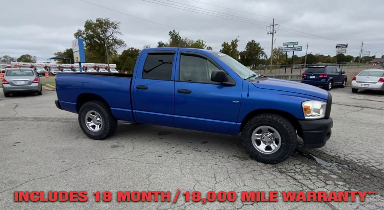 Pre-Owned 2008 DODGE RAM ST