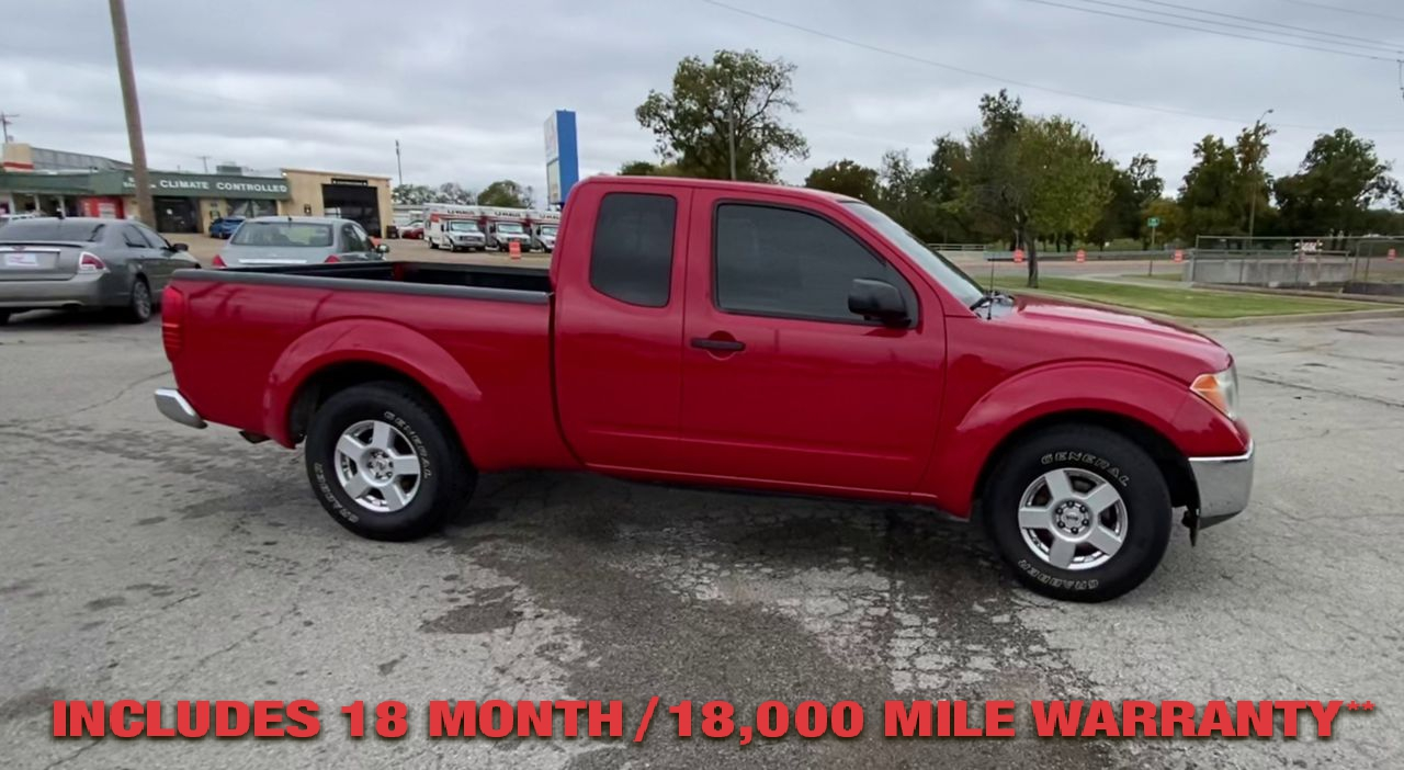 Pre-Owned 2006 NISSAN FRONTIER LE PICKUP