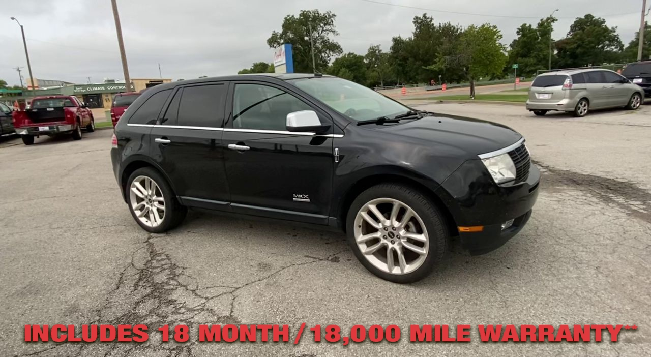 Pre-Owned 2010 LINCOLN MKX Sport Util