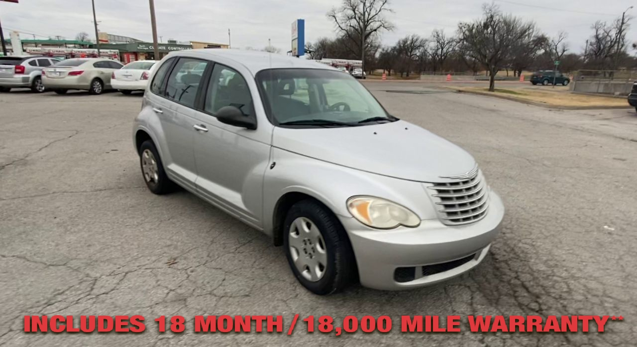 Pre-Owned 2007 CHRYSLER PT CRUISER Sport Wago
