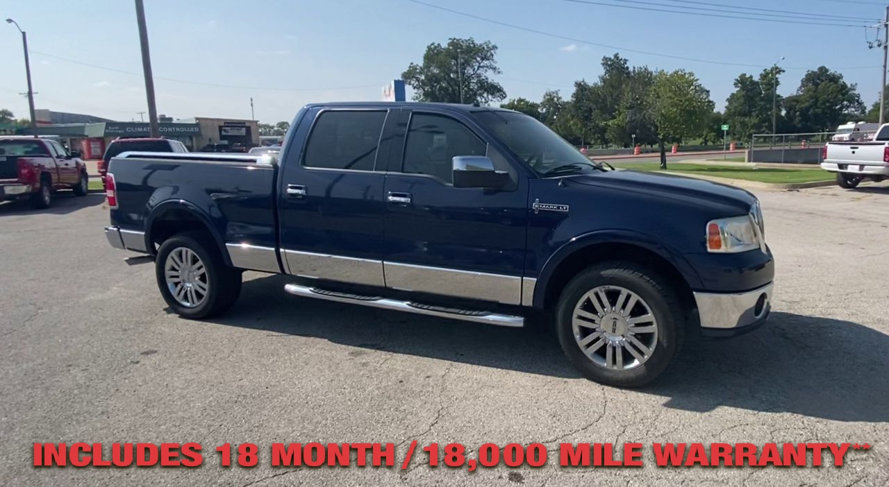 Pre-Owned 2007 LINCOLN MARK LT 4WD