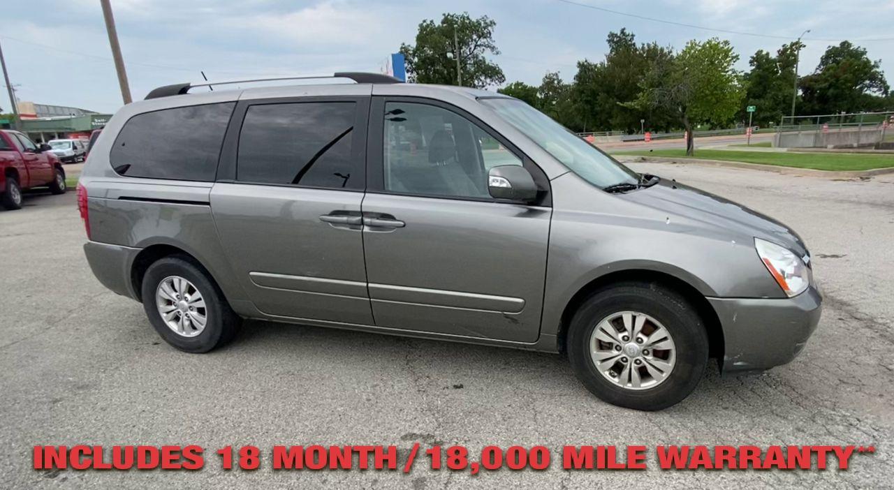 Pre-Owned 2011 KIA SEDONA LX Minivan