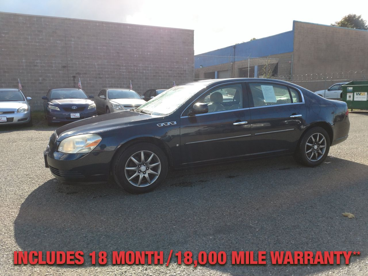 Pre-Owned 2006 BUICK LUCERNE CXL Sedan