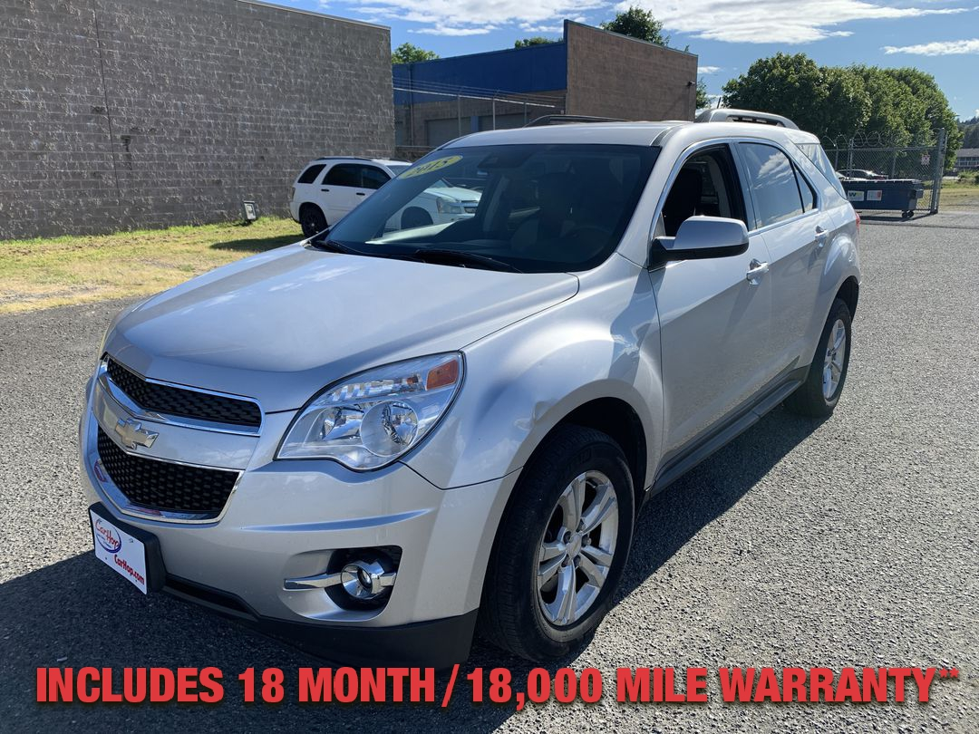 Pre-Owned 2015 CHEVROLET EQUINOX 2LT 2WD