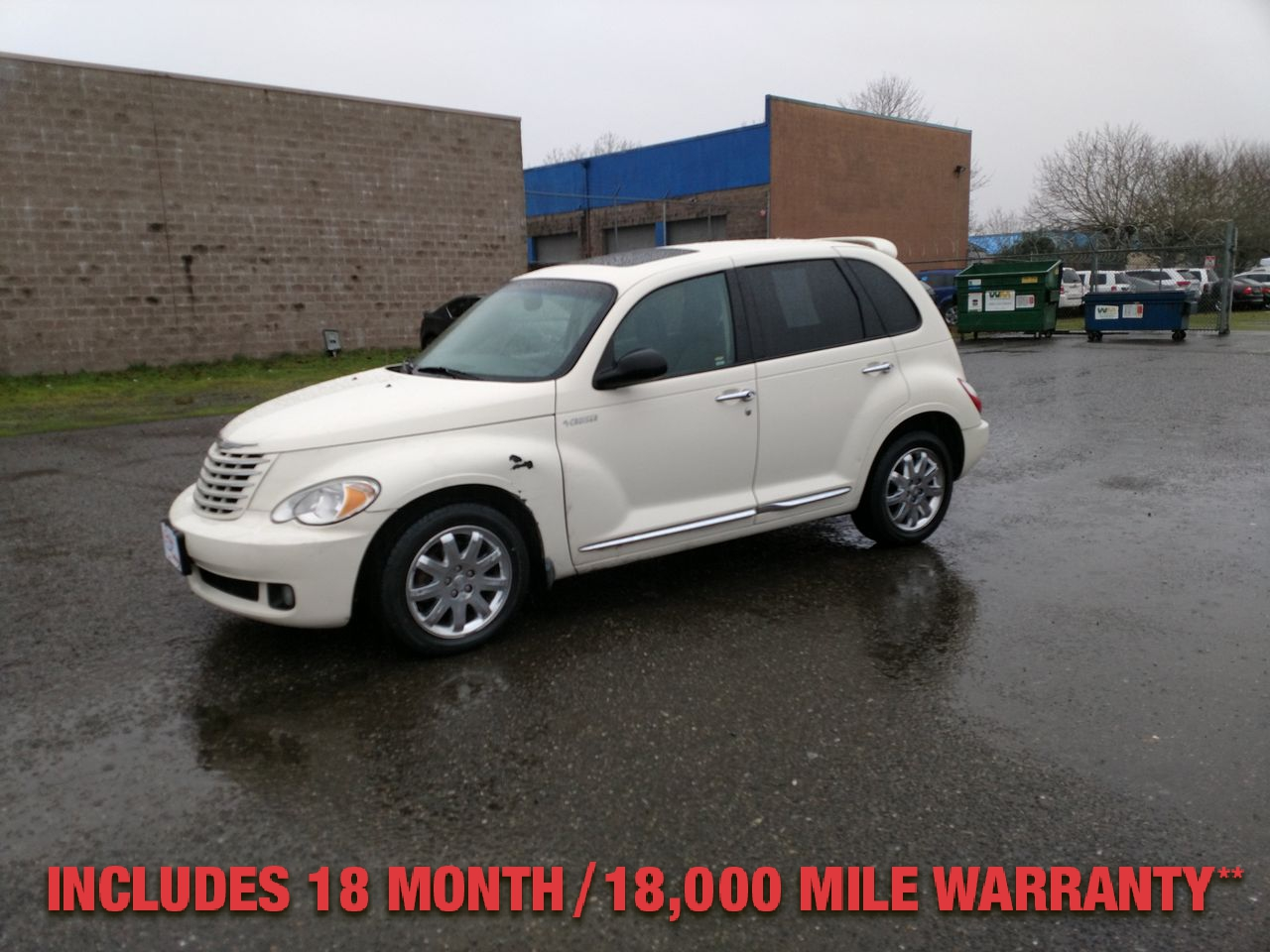 Pre-Owned 2006 CHRYSLER PT CRUISER Limited Sp