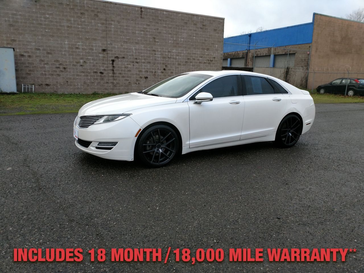 Pre-Owned 2013 LINCOLN MKZ SEDAN 4D