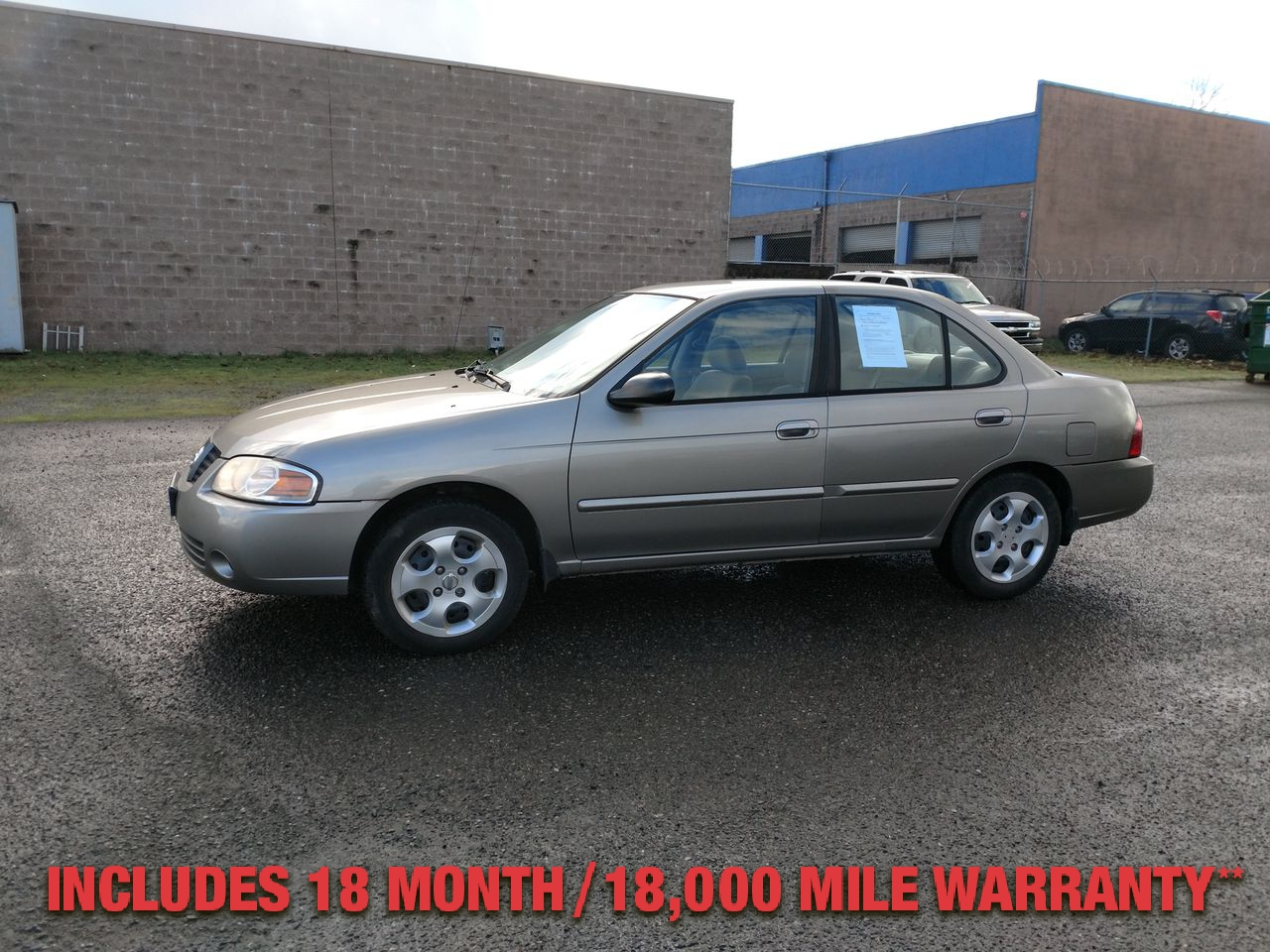 Pre-Owned 2006 NISSAN SENTRA Sedan 4D