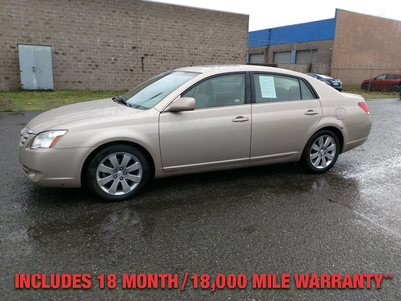 Pre-Owned 2006 TOYOTA AVALON XLS Sedan