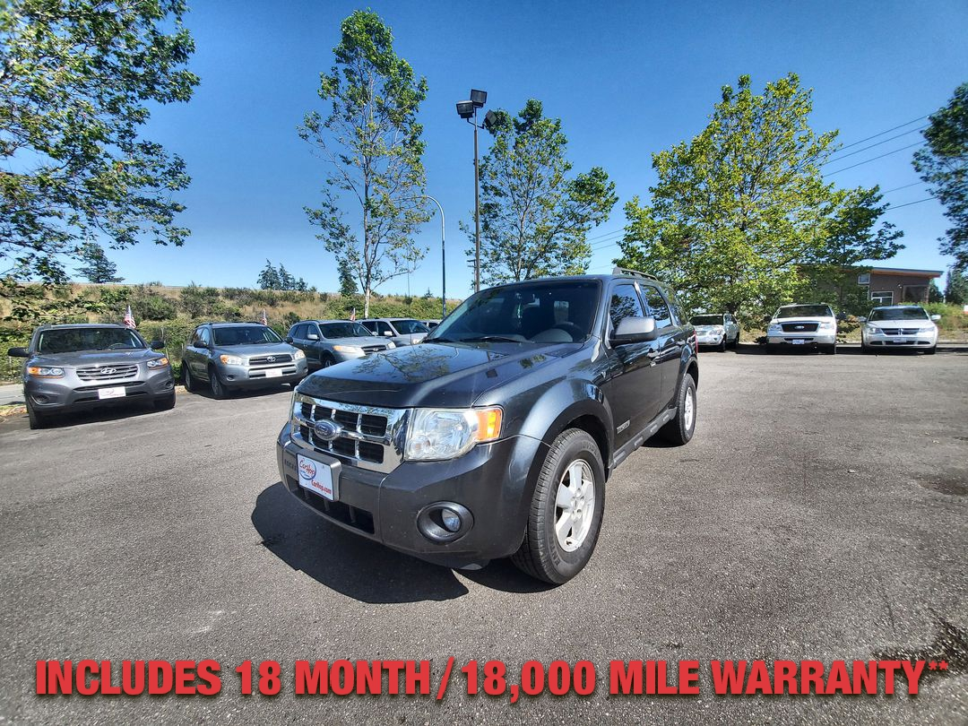 Pre-Owned 2008 FORD ESCAPE XLT Sport