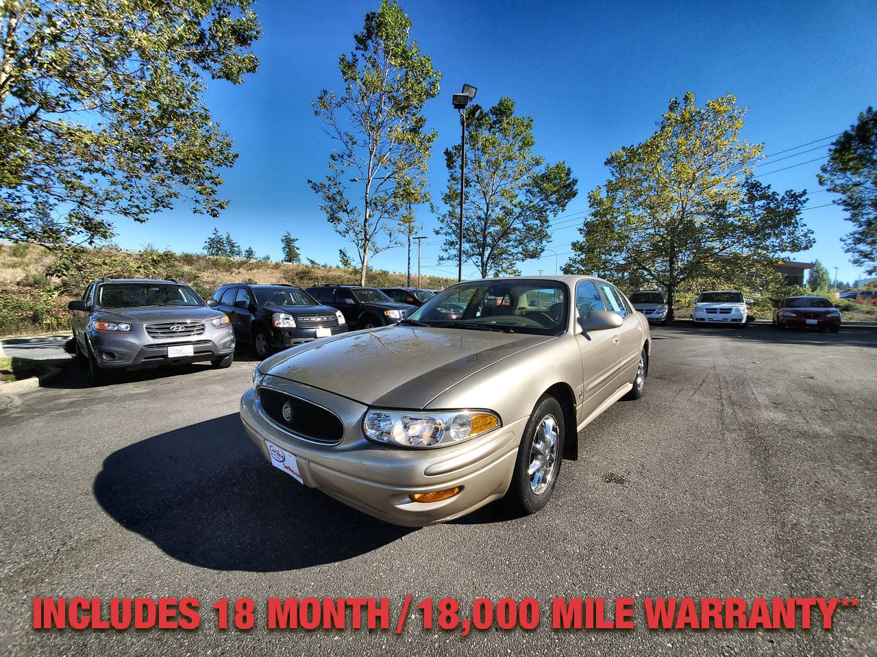 Pre-Owned 2005 BUICK LESABRE Limited Se