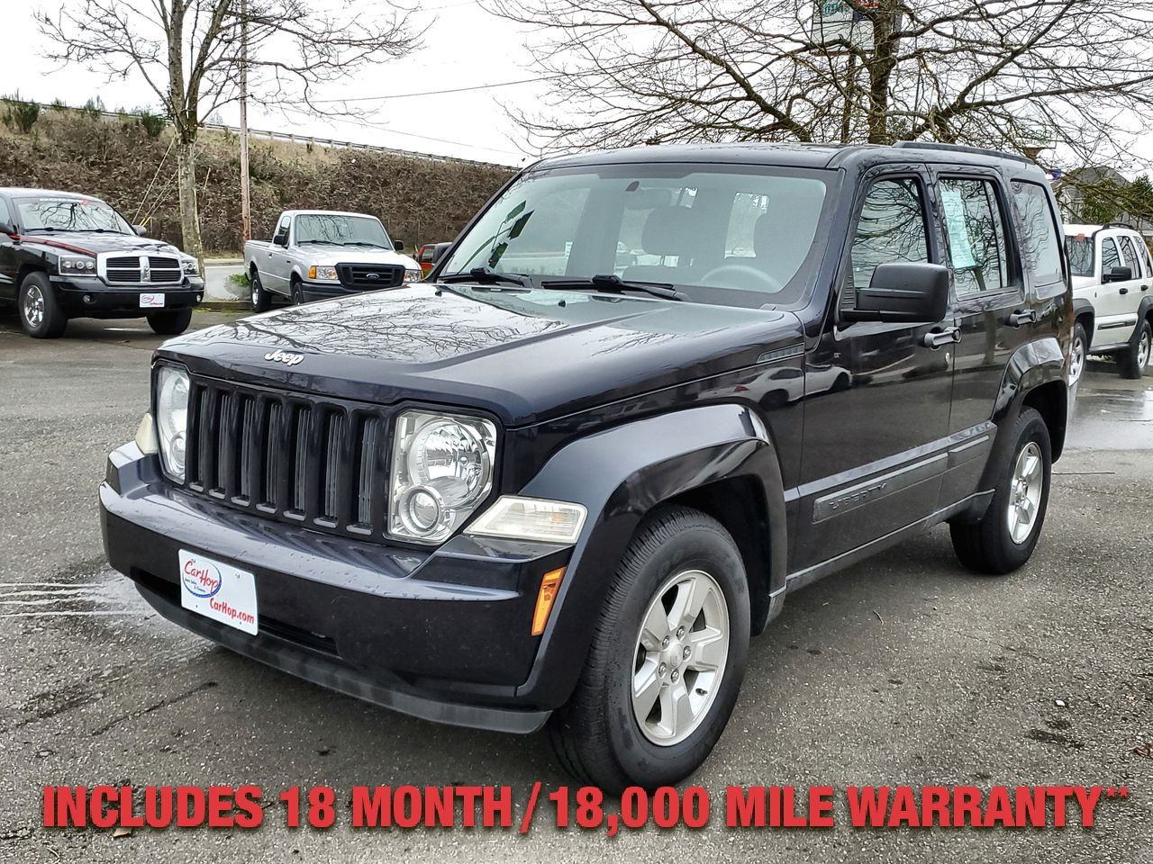 Pre-Owned 2011 JEEP LIBERTY Sport SUV