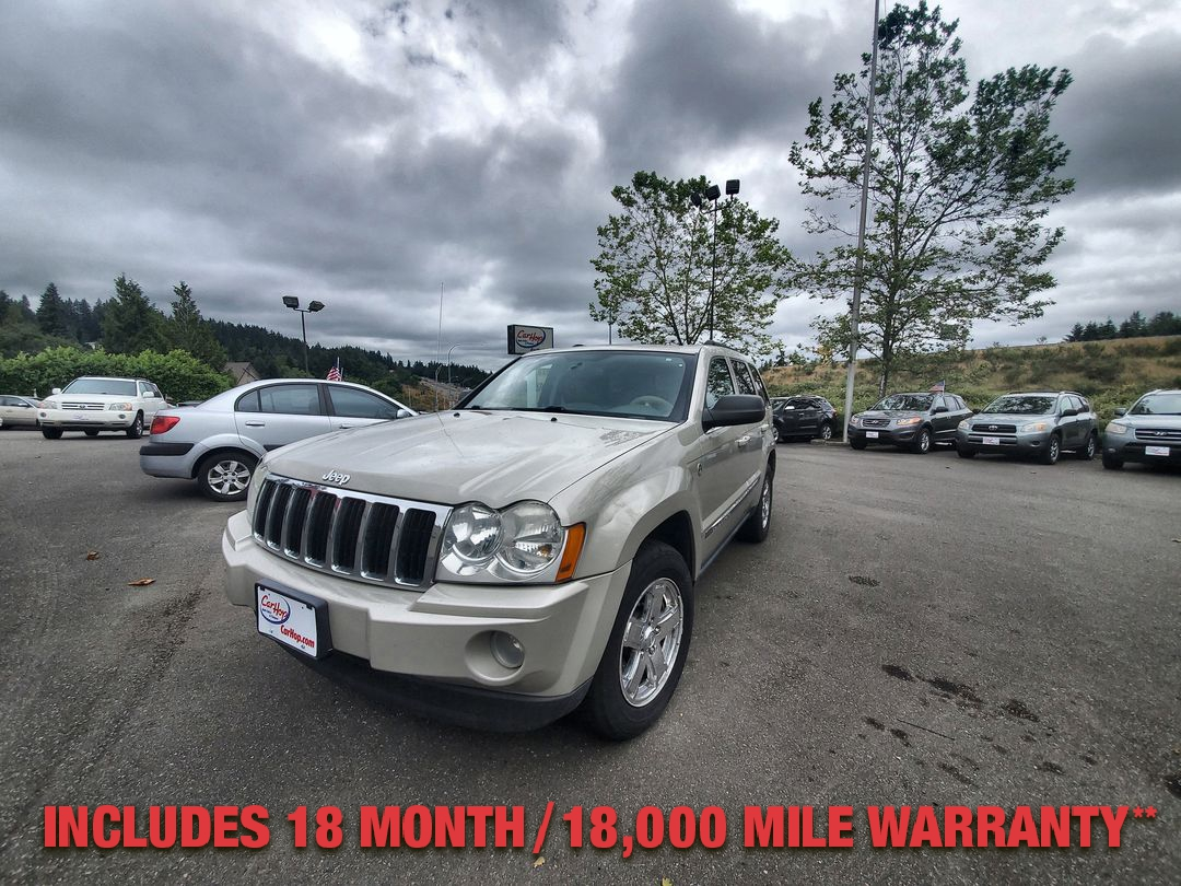Pre-Owned 2007 JEEP GRAND CHEROKEE Limited Sp