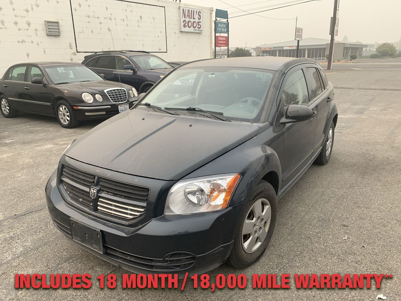 Pre-Owned 2007 DODGE CALIBER Sport Wago