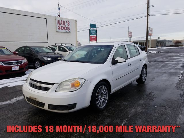 Pre-Owned 2007 CHEVROLET COBALT LTZ Sedan
