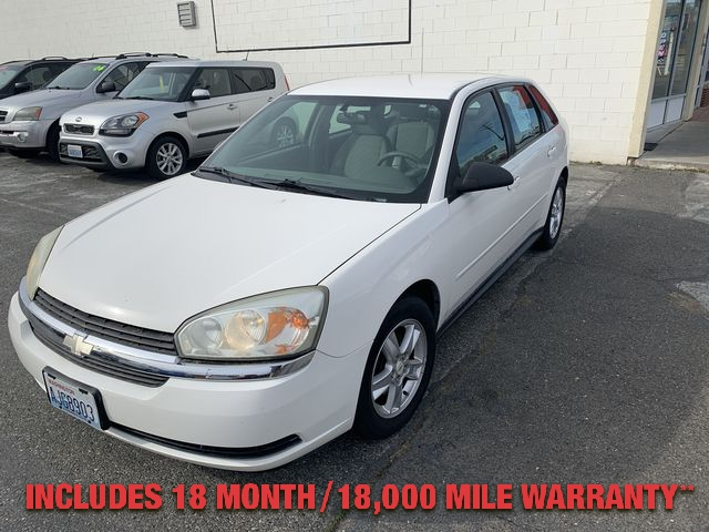 Pre-Owned 2005 CHEVROLET MALIBU LS MAXX Ha