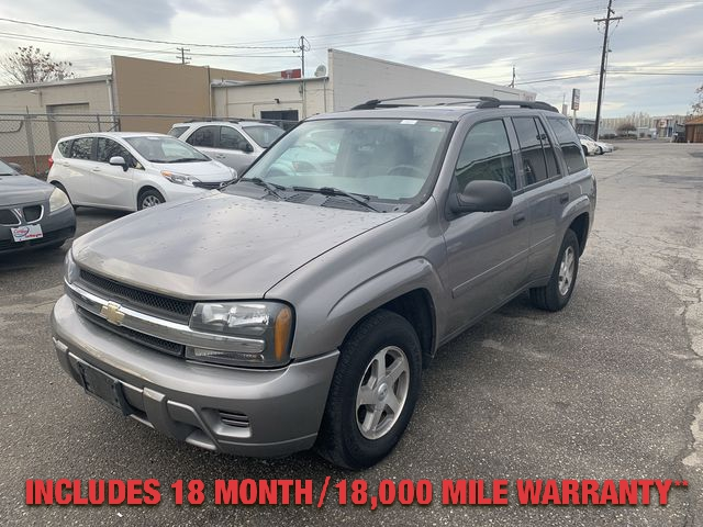 Pre-Owned 2006 CHEVROLET TRAILBLAZER LS Sport U