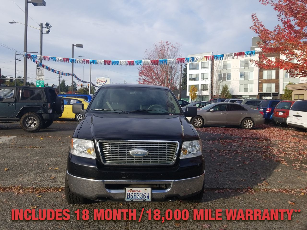 Pre-Owned 2006 FORD F150 XLT