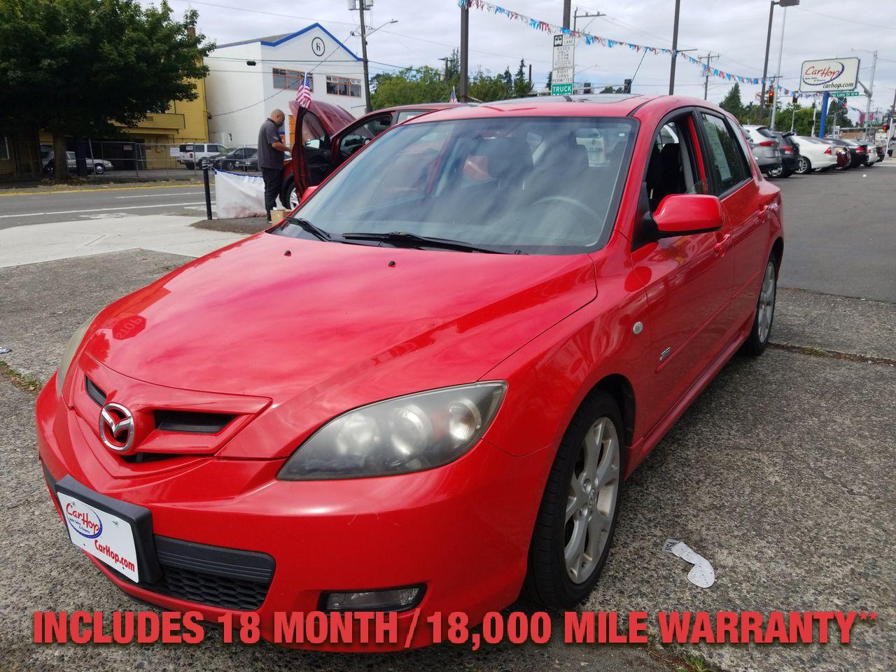 Pre-Owned 2007 MAZDA Mazda3 S GRAND TO