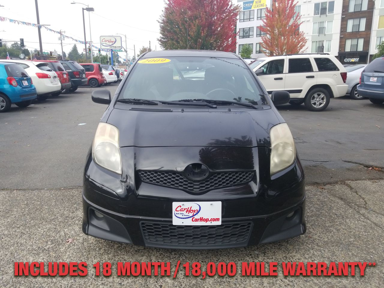 Pre-Owned 2009 TOYOTA YARIS Hatchback