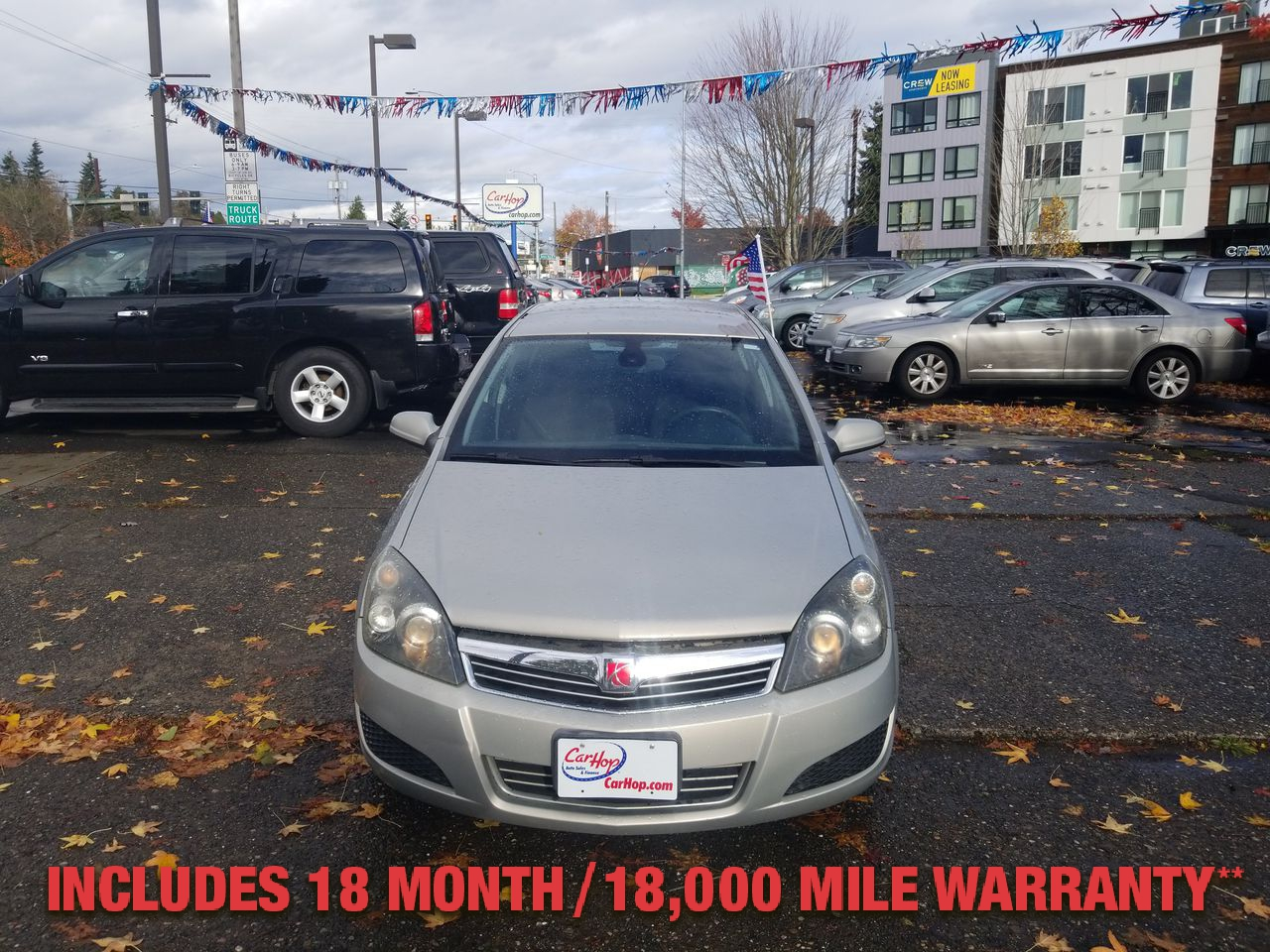 Pre-Owned 2008 SATURN ASTRA XE Hatchba