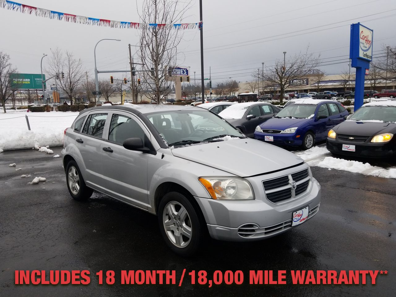 Pre-Owned 2008 DODGE CALIBER SE Sport W