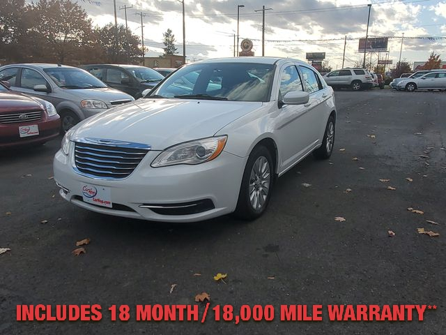 Pre-Owned 2012 CHRYSLER 200 LX SEDAN 4