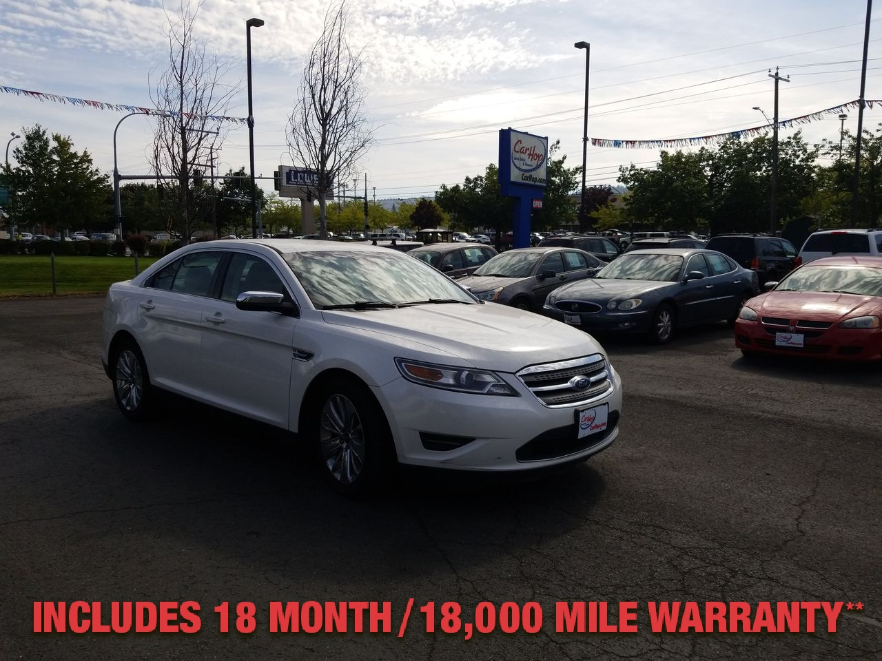 Pre-Owned 2011 FORD TAURUS Limited Se