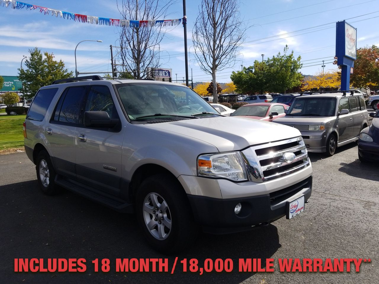 Pre-Owned 2007 FORD EXPEDITION XLT Sport