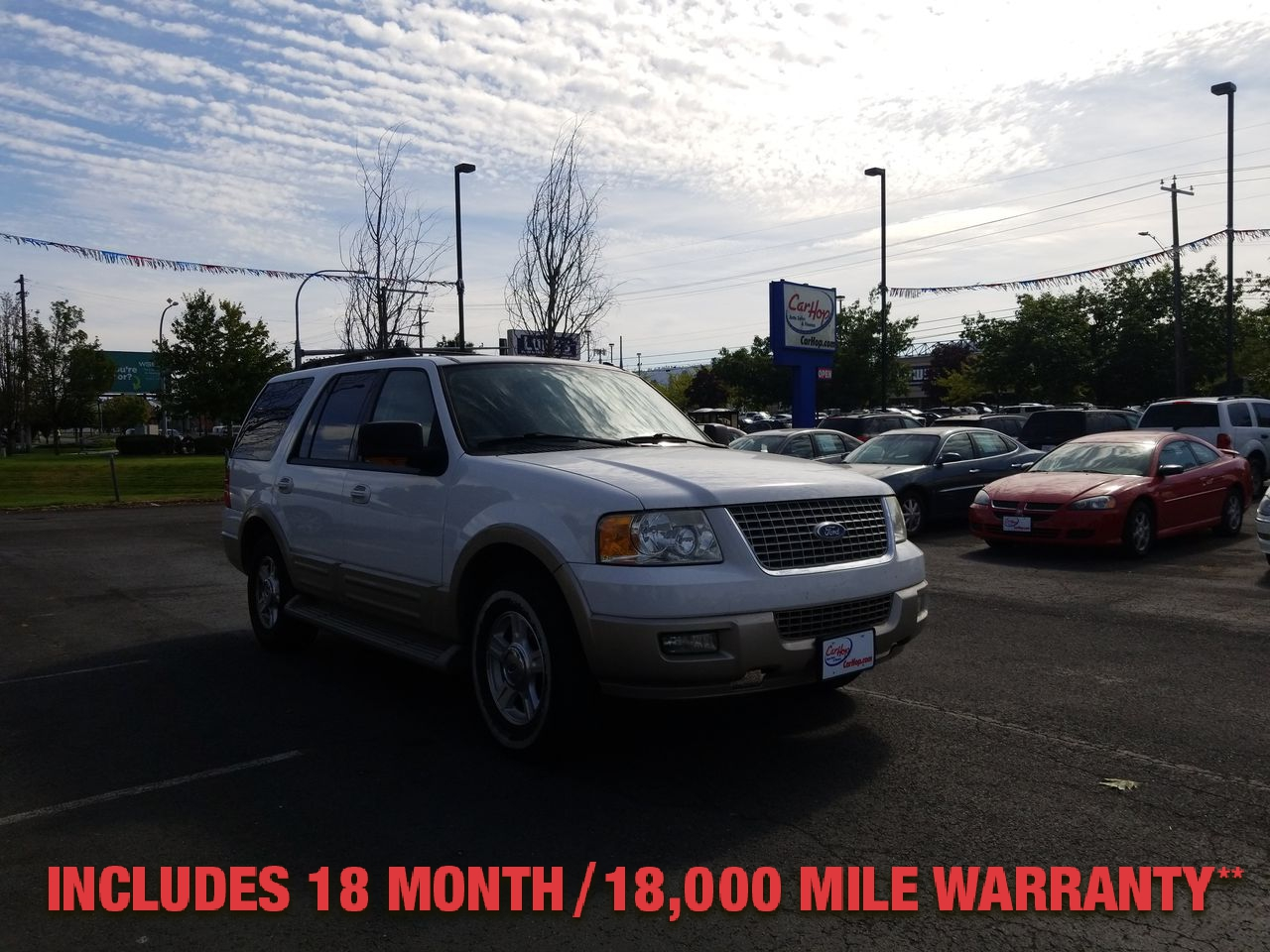 Pre-Owned 2006 FORD EXPEDITION Eddie Baue