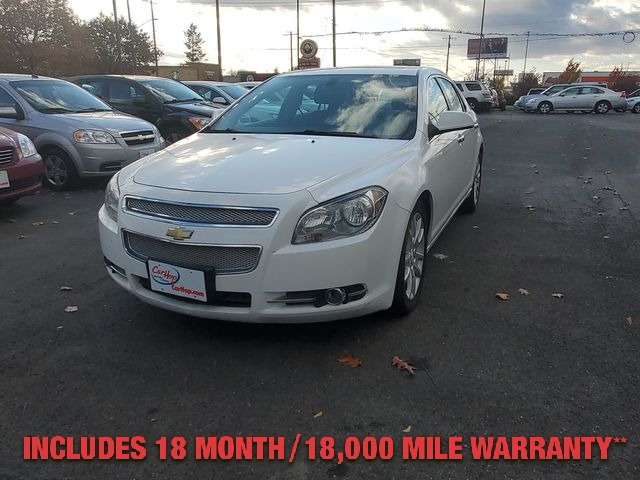 Pre-Owned 2012 CHEVROLET MALIBU LTZ Sedan