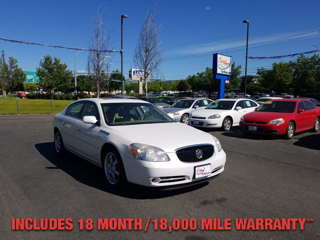 Pre-Owned 2006 BUICK LUCERNE CXS Sedan
