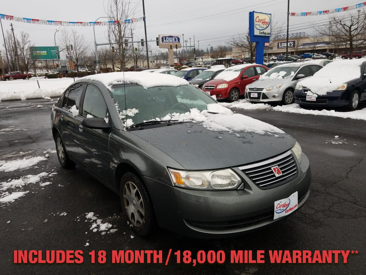 Pre-Owned 2005 SATURN ION 2 Sedan 4D