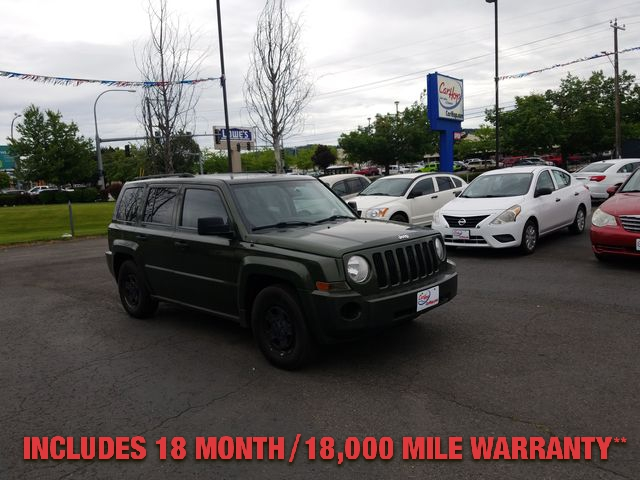 Pre-Owned 2008 JEEP PATRIOT Sport Util