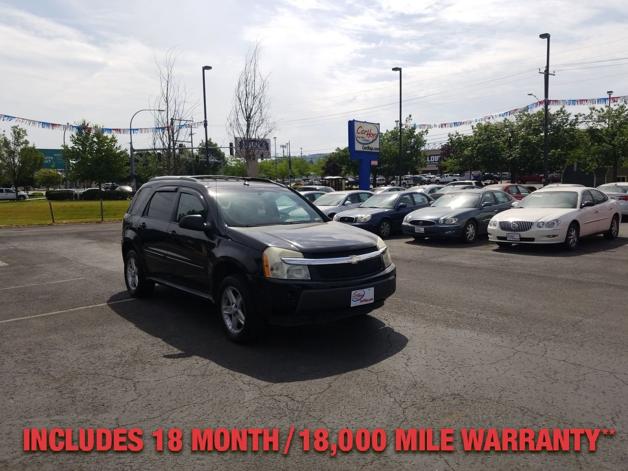 Pre-Owned 2005 CHEVROLET EQUINOX LT Sport U