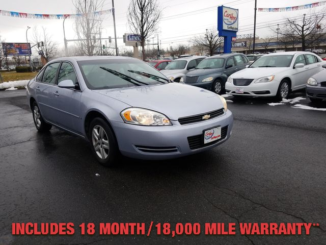 Pre-Owned 2006 CHEVROLET IMPALA LS Sedan 4