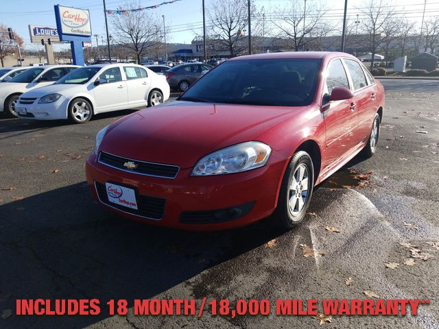 Pre-Owned 2011 CHEVROLET IMPALA LT Sedan 4