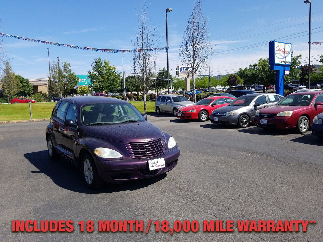 Pre-Owned 2005 CHRYSLER PT CRUISER Sport Wago