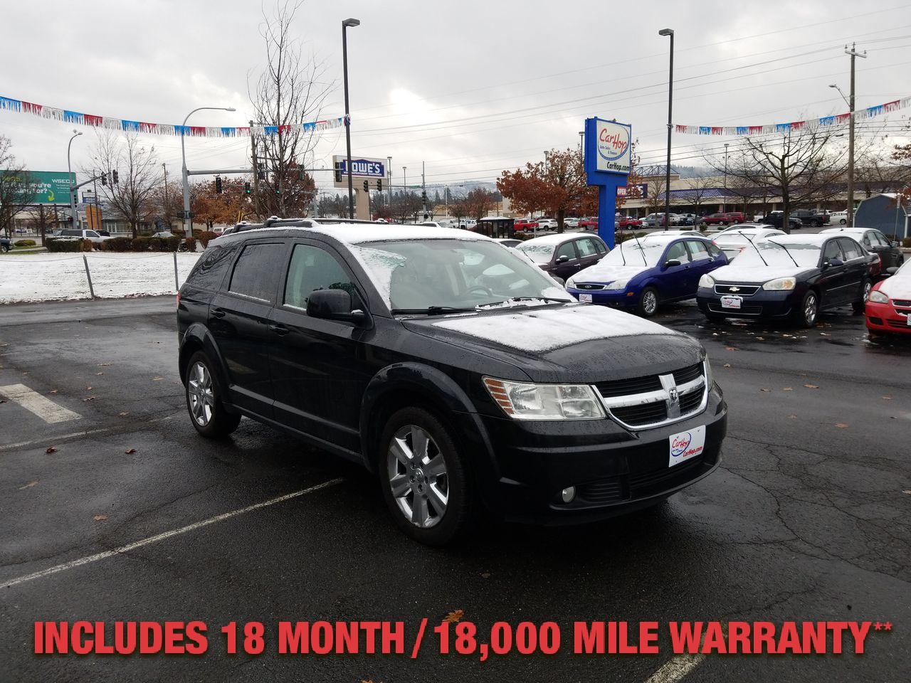 Pre-Owned 2010 DODGE JOURNEY SXT Sport