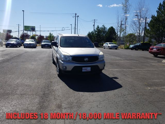 Pre-Owned 2006 BUICK RENDEZVOUS CXL Sport