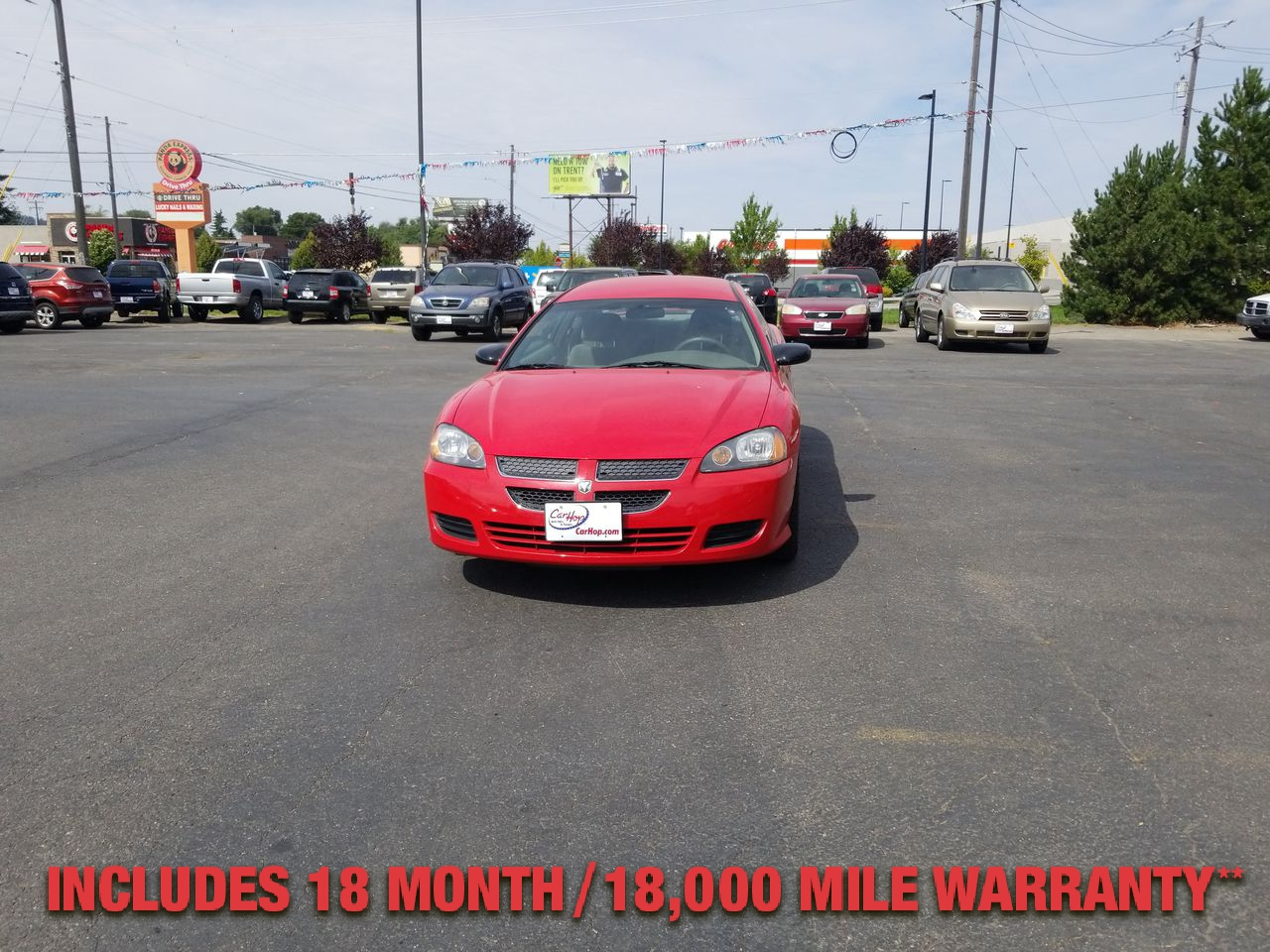 Pre-Owned 2005 DODGE STRATUS SXT Coupe