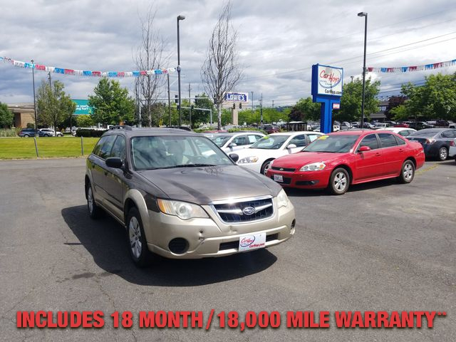 Pre-Owned 2008 SUBARU OUTBACK Basic Wago